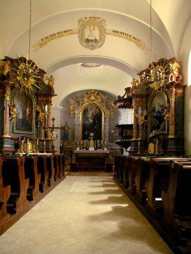 Ägidi-Kirche (Kirchenschiff)